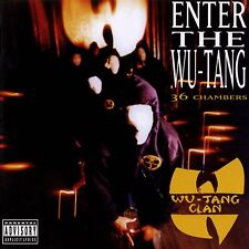 Wu-Tang Clan ENTER THE WU-TANG (36 CHAMBERS) New Sealed Vinyl Record LP