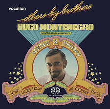 Hugo Montenegro - Others by Brothers (1975) & Scenes and Themes (1972) CD/SACD