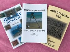 MINELAB EXCALIBUR STARTER BOOK SET