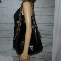 Steven By Steve Madden Leather Shoulder Bag Brown