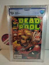 Deadpool #3 CBCS 9.6 Marvel Comics 1997 NOT CGC