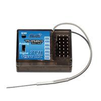 2.4G 7CH Gyro RX Receiver Empfänger für Turbo Racing V3.1 TB-TX2 Transmitter DIY