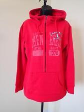NEW - Chemeketa Community College  WOMENS Large (L) Red NICE Sweatshirt Hoodie