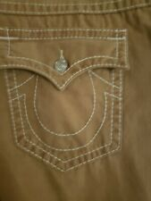 Mens True Religion World Tour Ricky Super T Jeans Size 44x33  Casual Jeans