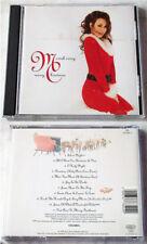 MARIAH CAREY Merry Christmas .. Columbia-CD TOP