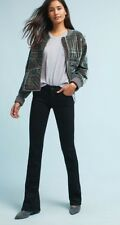 NEW Anthropologie Citizens of Humanity Emmanuelle Mid-Rise Slim Bootcut Jeans 26