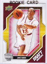 JAMES HARDEN 2009/10 Upper Deck Draft Edition ROOKIE CARD Basketball ROCKETS RC