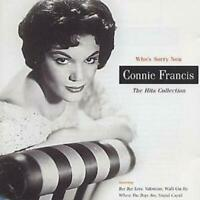 Connie Francis : The Hits Collection CD (2002) Expertly Refurbished Product