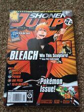 Shonen Jump september 2011 issue 08 *8* naruto yugioh pokemon bleach  manga
