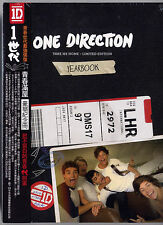 One Direction: Take me home - Limited Edition Yearbook (2012) CD TAIWAN