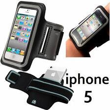 Fascia braccio iPhone 5c,5s,5,4s,4,3.Corsa,spiaggia,palestra.Come Dualfit Belkin
