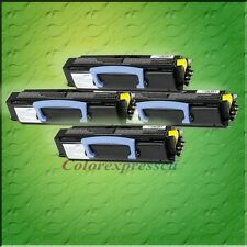 4 TONER CARTRIDGE FOR DELL 1710 LASER PRINTER 1710N
