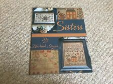 Sisters Cross Stitch Patterns 5 Projects By Blackbird Designs