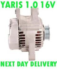 TOYOTA YARIS 1.0 16V 1999 2000 2001 2002 2003 2004 2005 NEW ALTERNATOR
