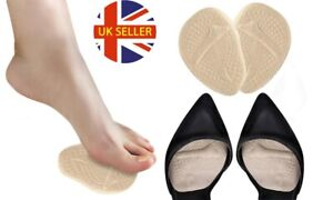 Metatarsal Insole Pads Foot Support Pads Cushion Sore Pain Insoles One Pair