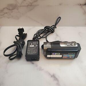 Sony DCR-SX45 Camcorder Digital Video Camera Black Handycam w/ 8GB SD Card