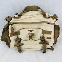 Mountainsmith Tour Classic Pack Lumbar Hiking Travel Waist Fanny Bag Brown Tan