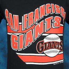 NWT vintage 80s SAN FRANCISCO GIANTS T-Shirt XS california baseball mlb thin NOS