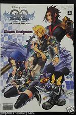 JAPAN Kingdom Hearts Birth by Sleep Final Mix Master Navigation