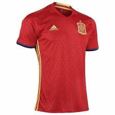 adidas Spanien FEF Home Trikot Euro 2016 Neu Gr. M