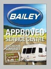 Full twin axle caravan service including all consumables and free wash - Taunton