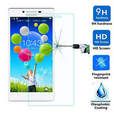 2.5D 9H Curve edge Tempered glass film for Lenovo P70 P70T Screen Protector