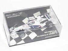 1/43 BMW Sauber F1.06  Valencia Test 2006  Alex Zanardi