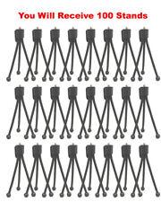 100x Mini Camera Tripod Flexible Tabletop Pocket Stand Camcorder Kodak Canon NEW