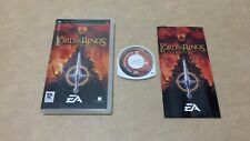 Lord of the Rings Tactics (Sony PSP) European Version
