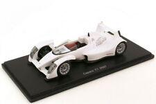 1:43 Caparo T1 2007 White White - Spark S0628