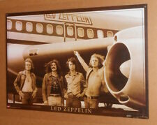 Led Zeppelin #8015 Poster 2005 Vintage Original 22x34