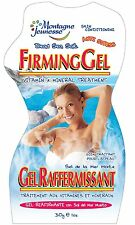 Montagne Jeunesse Firming Gel Dead Sea Salt Bust/Mask/Breasts/Chest/Women's/NEW