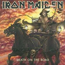"IRON MAIDEN ""Mort sur la route"" Gatefold 2x12"" Vinyl - 2017 NEUF"