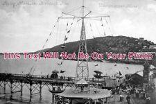SO 138 - Flying Machine, Birnbeck Pier, Weston Super Mare, Somerset - 6x4 Photo