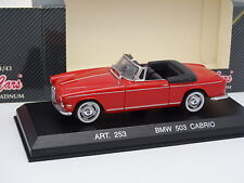 Detail Cars 1/43  - BMW 503 Cabrio Rouge