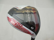 New Taylormade Aeroburner Fairway 15* 3 wood stiff flex Matrix RULZ Aero-Burner