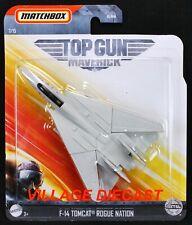 2020 Matchbox Sky Busters® Top Gun Maverick #7 F-14 Tomcat® ROGUE NATION / MOC