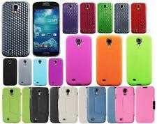 Étuis, housses et coques Samsung Galaxy S4 en silicone, caoutchouc, gel pour téléphone mobile et assistant personnel (PDA) Samsung