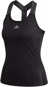 adidas Women's Tennis Y-Tank FT6399 SIZE Medium New with tag