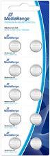 Batterie MediaRange Knopfzelle BLISTER LR 44 1 5 10er Pack