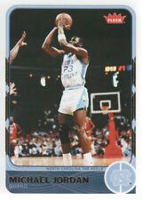 2011-12 Fleer Retro Basketball #1 Michael Jordan North Carolina Tar Heels