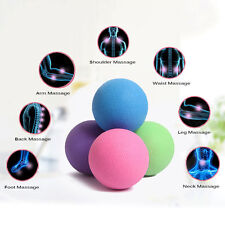 2016 2pcs Lacrosse Ball Mobility Myofascial Trigger Point Release Massage Ball