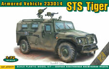"Ace 1/72 Model Kit 72177 STS ""Tiger"" (special armoured vehicle 233014)"