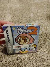 Mr. Driller 2 (Nintendo Game Boy Advance, 2005) GBA Brand New