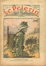 Machine gun Bersaglieri Bersagliers Italia Italy War Ethiopia 1935 ILLUSTRATION