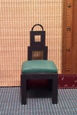 dollhouse miniatures 1:12 Take A Seat Form & Function 1999 Chair Nos