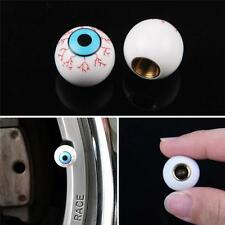 Universal Eye Ball Shape Air Valve Dust Caps Car Truck Bike Wheel Tyre Caps A48