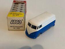 Y LEGO SYSTEM 1/87 658 VW VOLKSWAGEN TRANSPORTER T1 KASTENWAGEN VAN MINT BOXED
