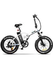 Fat-bike bicicletta elettrica pieghevole a pedalata assistita 20 250w Icon.e W