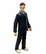 """DOCTOR WHO the 10th Doctor David Tennant  6"""" figure with 3D Glasses Version RARE"""
